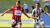 LASK feierte bei 3:1 in Mattersburg fünften Sieg in Folge