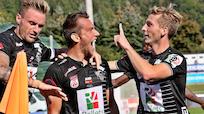 WAC drehte Spiel gegen Innsbruck und gewann 3:1