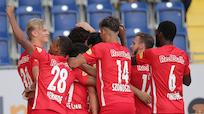 Salzburg feierte 6:0-Schützenfest in St. Pölten