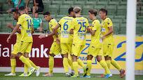 St. Pölten holte mit 1:0 in Mattersburg ersten Saisonsieg