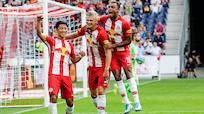 Salzburger 5:0 über Admira brachte Coach Marsch neuen Rekord - BILD