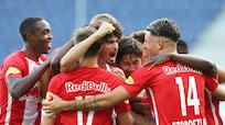 Haaland-Festspiele bei Salzburgs 7:2 gegen Hartberg