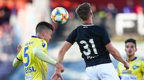 Admira-Sieg in letzter Minute futsch - 1:1 gegen St. Pölten