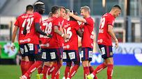 Rapid feierte mit 2:0 bei Aufsteiger Tirol 3. Sieg in Folge