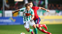 Rapid feierte Last-Minute-3:2-Sieg in Mattersburg
