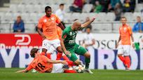 Hartberg kehrte mit 1:0 bei Tirol auf Siegerstraße zurück