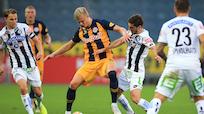 Salzburg bei Napoli-Generalprobe nur 1:1 bei Sturm Graz