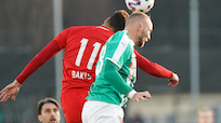 Admira dank Bakis-Doppelpack 2:1-Sieger in Mattersburg