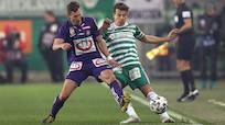 Rasantes Wiener Derby endete mit 2:2-Remis