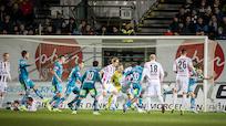 LASK holte gegen Sturm Graz nach 0:3 noch 3:3-Remis