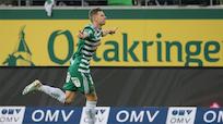 Rapid verabschiedet Marek und Körner mit 2:0 gegen WSG Tirol