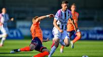 Fehlstart des LASK in Meistergruppe - 1:2 gegen Hartberg