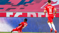 Salzburg baute Tabellenführung mit 2:0-Sieg gegen Rapid aus