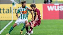 Fußball: Mattersburg und Altach trennten sich 1:1