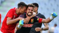 WSG Tirol abgestiegen - Heim-0:0 gegen Admira