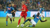 Bittere 2:3-Heimniederlage von Salzburg gegen Napoli