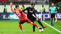 Salzburg vor EL-Aus: Eintracht gewann Hinspiel mit 4:1