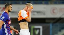 2:3 in Gliwice - Endstation für Hartberg bei Europacup-Debüt