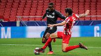 Beherzte Salzburger belohnten sich nicht - 2:3 bei Atletico