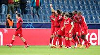 Salzburg holte Champions-League-Auftakt-2:2 gegen Lok Moskau