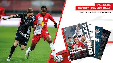 Die Bundesliga-Journale zum Frühjahr 2021 – im Handel und als ePaper