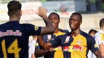 Salzburg startete mit 3:1-Sieg beim WAC in Liga-Saison