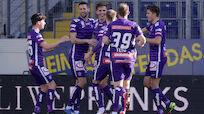 Austria hofft nach 2:0 in St. Pölten weiter