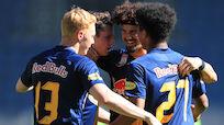 Salzburgs nächster Schritt zum Double: 3:1 bei Sturm Graz