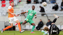 Hartberg in Liga weiter sieglos - 1:1 bei WSG Tirol