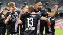 Sturm fügte Salzburg mit Auswärts-3:1 1. Saisonniederlage zu