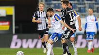 LASK belohnte sich nicht für Dominanz - 1:1 in Hartberg