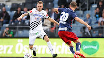 Vorschau auf die 13. Runde der Tipico Bundesliga: SK Rapid Wien – SK Puntigamer Sturm Graz live und frei empfangbar auf Sky