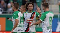"""Rapids """"Robert Löwenherz"""" vor Dinamo Zagreb, Ljubicic: """"Ein großartiges Spiel für mich"""""""