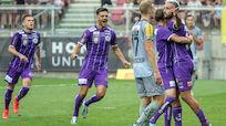Klagenfurter Last-Minute-Treffer brachte 1:1-Remis gegen WAC