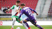 Rapid verspielte Sieg - 1:1 trotz Überzahl bei A. Klagenfurt