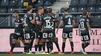 Sturm Graz nach 1:0 gegen Ried zurück auf Siegerstraße