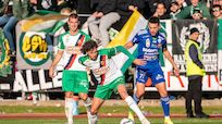 Rapid verspielte wieder im Finish Sieg - 1:1 in Hartberg