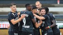 Sturm Graz gewann dank Viererpack in Hälfte eins 4:1 bei WAC