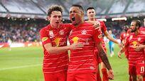 Salzburg gewann Liga-Schlager gegen Rapid 2:0