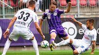 LASK wartet nach 1:1 in Klagenfurt in Liga weiter auf Sieg