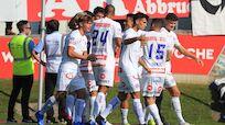 Austria rehabilitierte sich für Cup-Out mit 4:3 in Hartberg