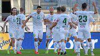 WSG Tirol feierte mit 4:2 gegen Ried ersten Saisonsieg