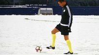 FC Liefering – SC Wiener Neustadt wegen Schneefalls abgebrochen