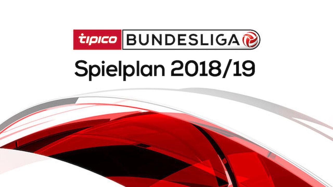 österreichische Bundesliga Spielplan