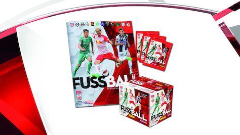 Die Bundesliga im Sammelfieber – das Panini-Album zur Saison 2018/19