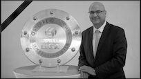 Bundesliga-Präsident Hans Rinner verstorben