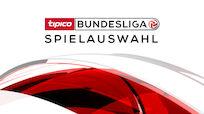 Fixierung der Spielansetzung für die 26. Runde der Tipico Bundesliga