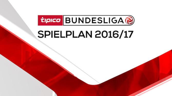 Bundesliga Spielplan 16 17