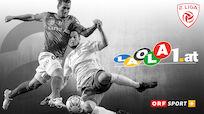 2. Liga für vier Jahre auf LAOLA1 und ORF Sport+ zu sehen
