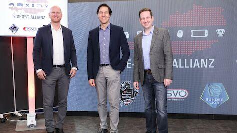 """""""Gemeinsam für den E-Sport"""": Die größten heimischen E-Sport Stakeholder gründen die E-Sport Allianz Österreich"""